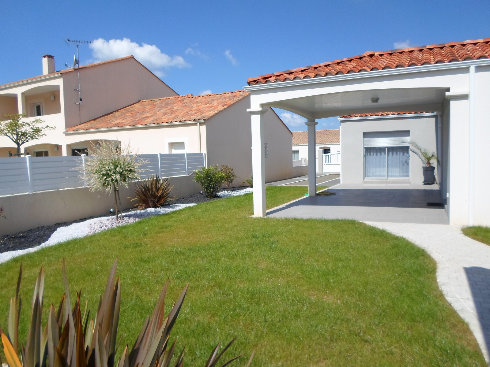 Vente maison neuve de plain pied for Maison neuve vente